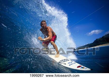 Surfeur gros