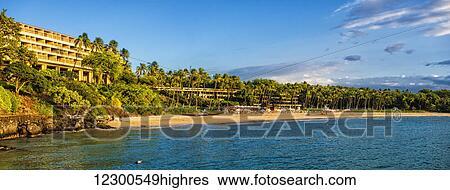 Mauna Kea Beach Hotel And Beach On Kaunaoa Bay Waimea