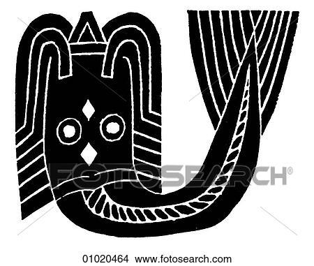 art africain signes et symboles
