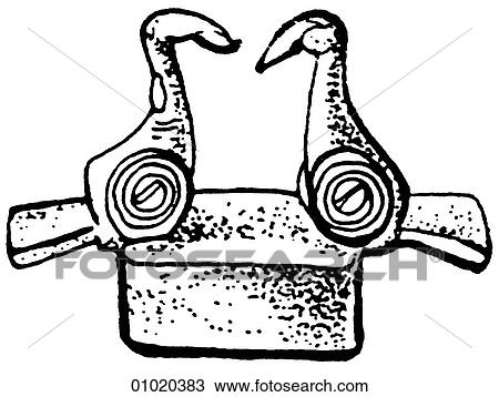 Drawing Of Signs Symbols Line Art Africa Weights Used For