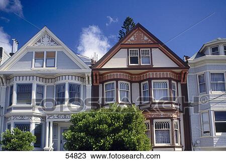 Casa in stile vittoriano le case vittoriane di londra for Case in stile california
