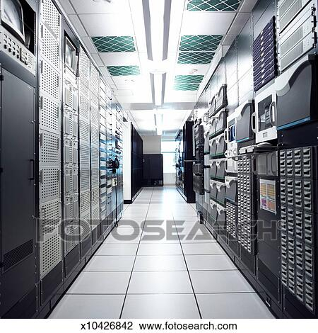 stock photo of computer server room x10426842 search stock