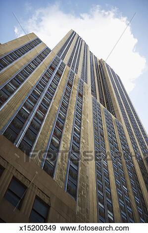 帝国の国営建物, 中に, マンハッタン, ニューヨーク市, ny, アメリカ 写真館、イメージ館