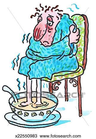 """Résultat de recherche d'images pour """"homme qui a froid dessin"""""""