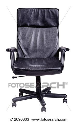 Clip Art Executive Desk and Chairs