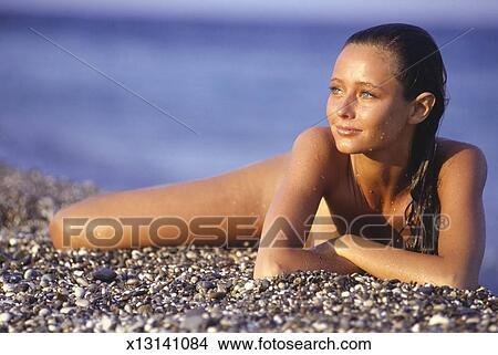 Naked women on the beach Nude Photos 93