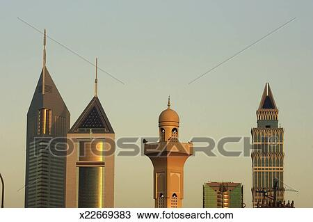 d4020ba3dad Αποθήκη Φωτογραφίας - ενωμένα αραβικά εμιράτα, dubai, τζαμί, και, emirates,  κάστρο