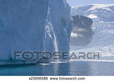 nouvelle a chute iceberg