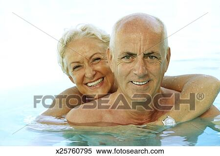 Mature couple still up for it