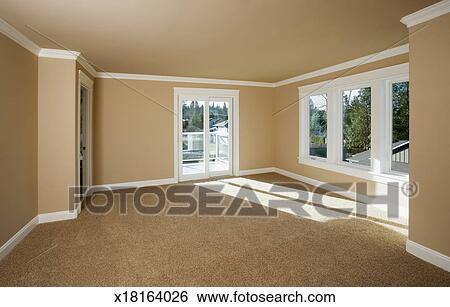 Stock Afbeeldingen - lege, woonkamer x18164026 - Zoek ...
