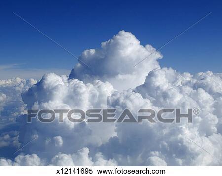 stock image of cumulo nimbus clouds x12141695 search stock photos