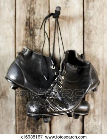 oben Entdecken Sie Sammlungen von Fußball (Schuhe): Kunst