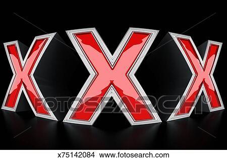 μαύρο XXX φωτογραφία