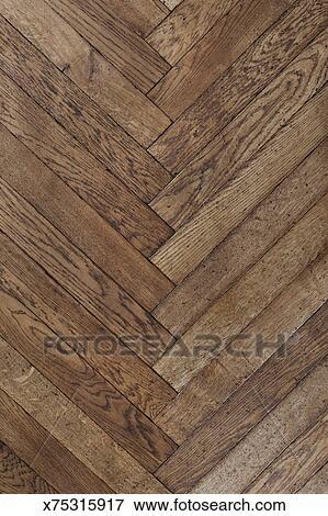 Oak Tree Parquet Flooring
