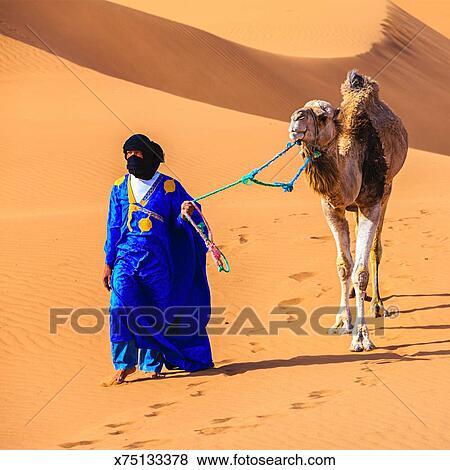 touareg-desert - Photo