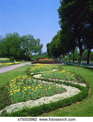 Banque De Photo Exposition Jardin Montreal Jardin Botanique