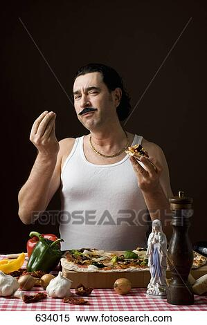 italienischer mann