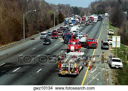 495 Traffic Accident