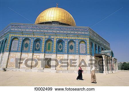 Islamische Architektur | Stock Fotograf Moschee Islam Islamische Kunst Israel Mittlerer