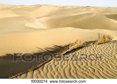China, Xinjiang, Taklamakan desert Picture | f0030274 | Fotosearch on