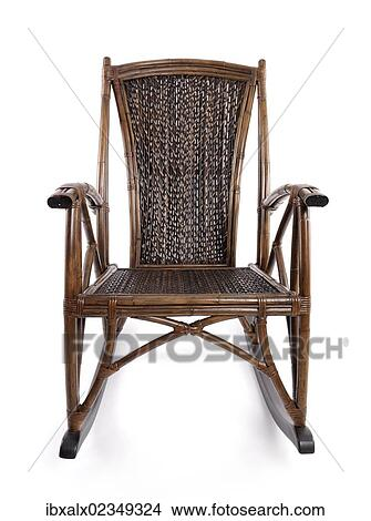 Sensational Antique Bamboo Wicker Rocking Chair Picture Ibxalx02349324 Dailytribune Chair Design For Home Dailytribuneorg