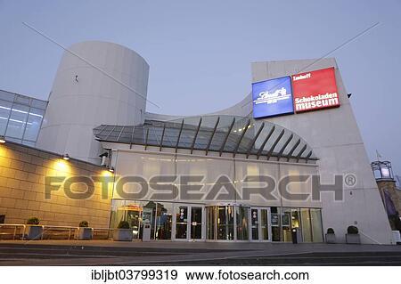Chocolate Museum Cologne North Rhine Westphalia Germany