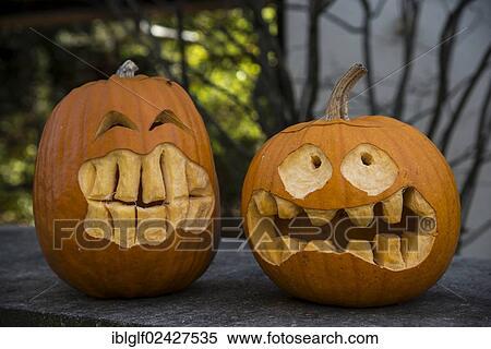 Halloween Pumpkins Carved Halloween Faces Halloween Decorations