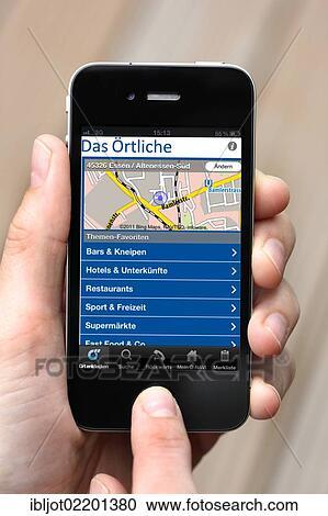 Das Ortliche App Iphone