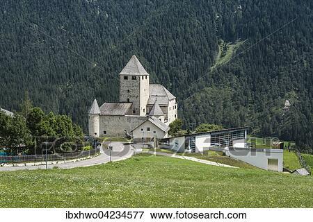 Schloss Bullachberg Wikidata