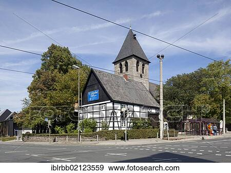 Fotograf Dortmund Brackel colección de fotografía iglesia protestante de brackel con