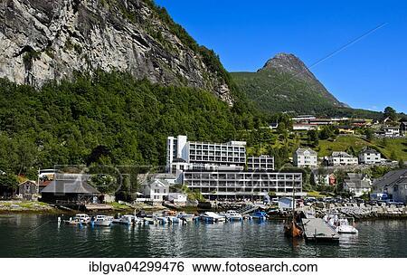 Hotel Geiranger Geirangerfjord Geiranger More Og Romsdal