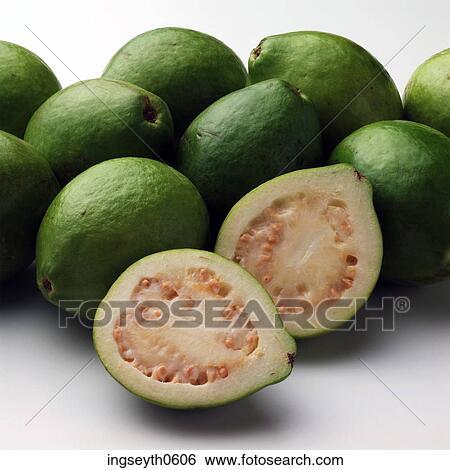 Banque d 39 images goyaves fruit exotique fruit goyave - Image fruit exotique ...