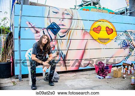 Art Venise Mur Plage