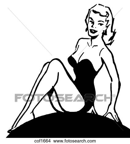 Black And White Pin Up Girl Free Download Oasis Dl Co
