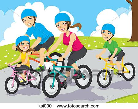 A Family Bike Ride