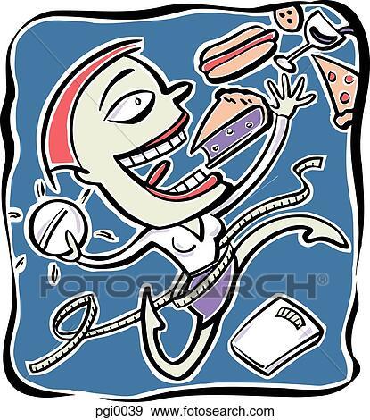 Stock Illustration Diat Pille Pgi0039 Suche Clipart Zeichnungen