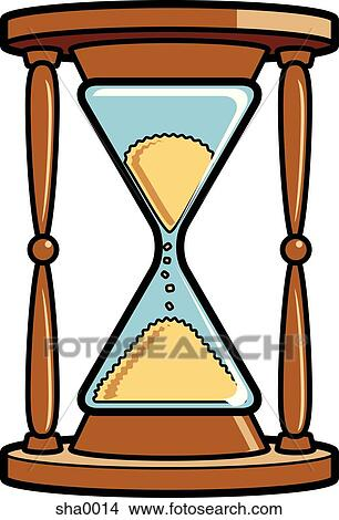 drawings of hourglass sha0014 search clip art illustrations wall rh fotosearch com hourglass png clipart hourglass figure clipart