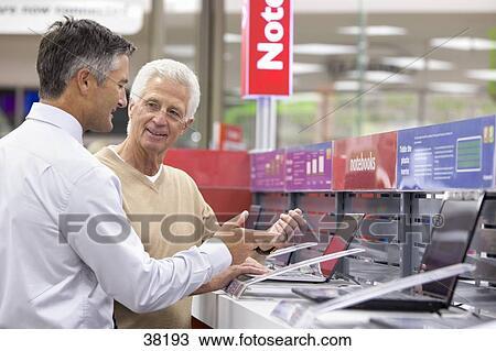 vendeur electronique