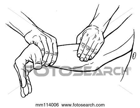 Stock Illustration - unterarm, pronation mm114006 - Suche Clip Art ...