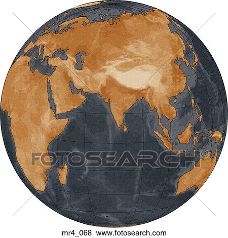 Pictures of indonesia china indian ocean india globe map asia indonesia china indian ocean india globe map asia gumiabroncs Image collections