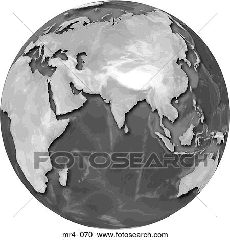 Stock photography of indonesia china indian ocean india globe indonesia china indian ocean india globe map asia gumiabroncs