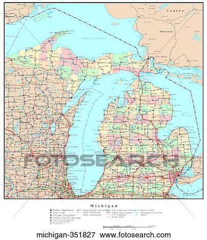 Foto Mapa Politico Estados Unidos Estados Unidos De America Estados