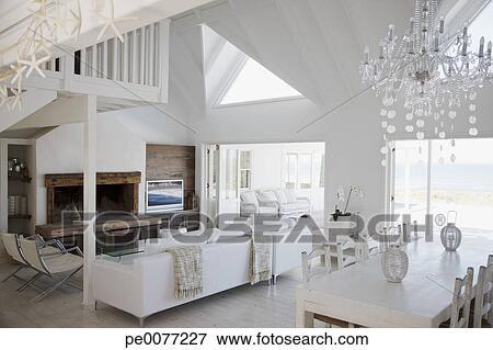 Immagine - soggiorno, e, sala da pranzo pe0077227 - Cerca Archivi ...