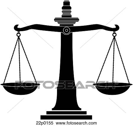 clipart of justice scale 22p0155 search clip art illustration rh fotosearch com scales of justice clip art free download scale of justice clip art free