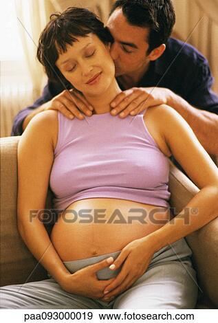 kissing a girls neck