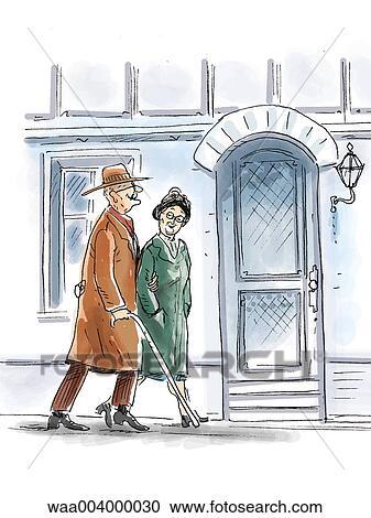 Dibujo Amor Parejas Pareja Relaciones Relación Colección De