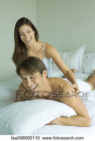 Tickling mature women