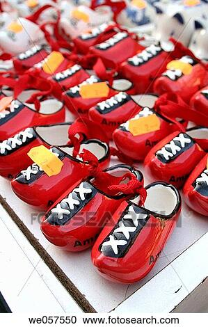 Stock Photography of Gifts  Mini shoes clogs 244114545aa5