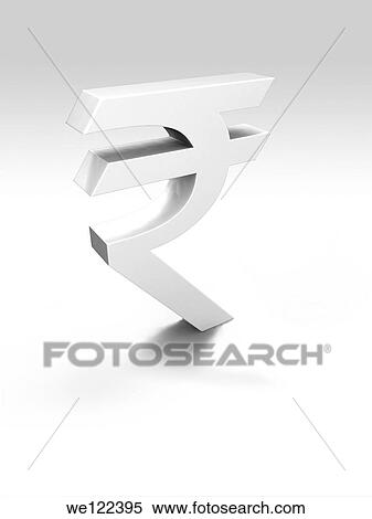 Stock Image Of Indian Currency Symbol We122395 Search Stock Photos
