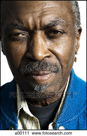 Mature men and black men